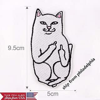 Best middle finger cat clothes Reviews