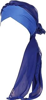 عمامة غطاء راس لمرضى السرطان، اغطية راس واوشحة لينة للنوم، بونيت وغطاء راس وقبعات لمرضى السرطان للنساء من دبليو اس ال سي ان