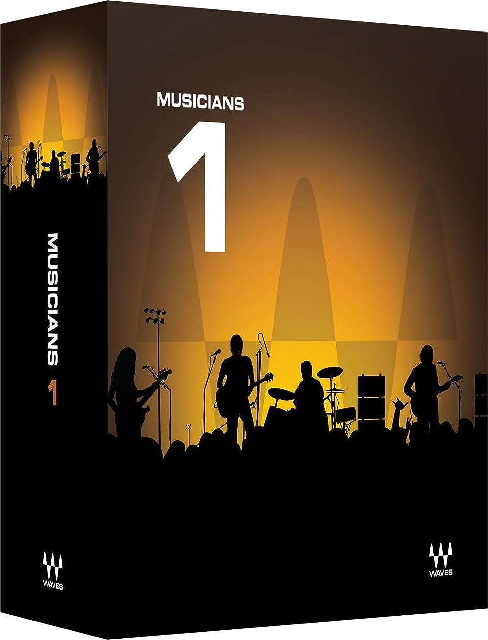 嵐が丘野な地域【並行輸入品】 WAVES Musicians 1 ◆ノンパッケージ/ダウンロード形式