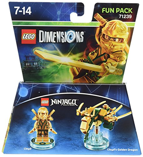 Warner Bros Interactive Spain Lego Dimensions - Ninjago Lloyd