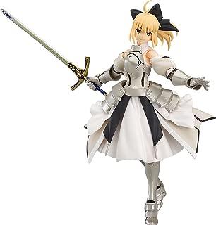 Max Factory Fate/Grand Order Saber Altria Pendragon Lily Figma Figure