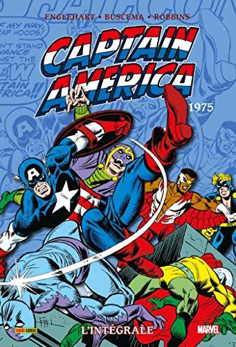 Captain America: L'intégrale 1975 (T09)