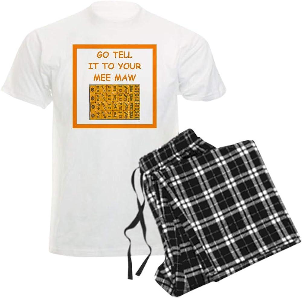 CafePress Ranking TOP9 Mahjong Joke Ranking TOP1 Pajamas Pajama Set
