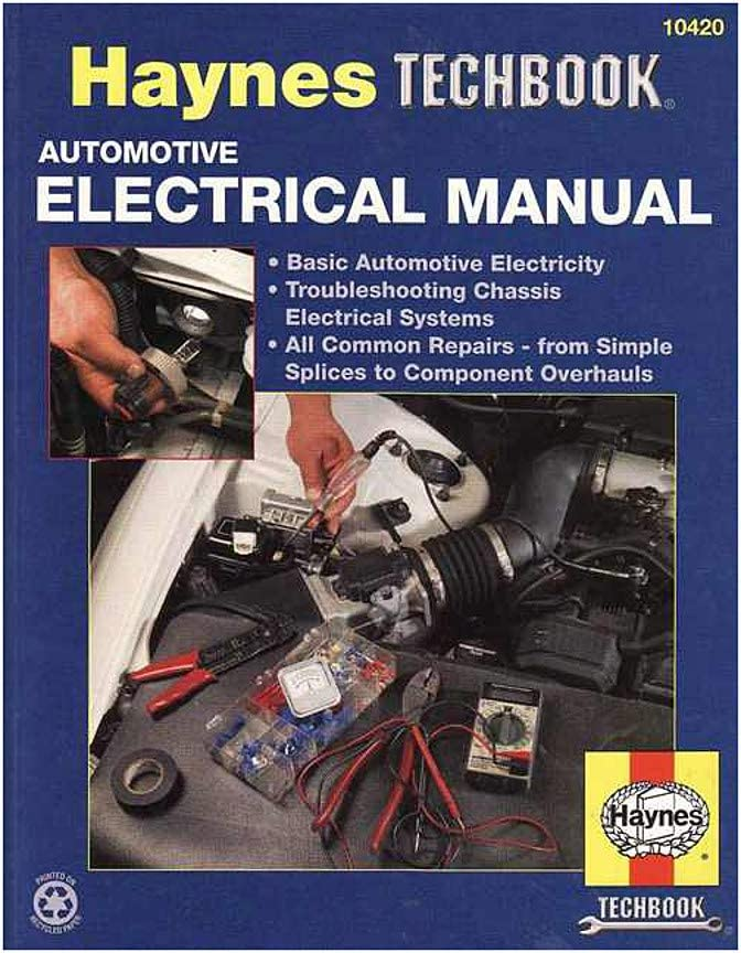 Haynes Electrical Ranking TOP17 sold out Manual
