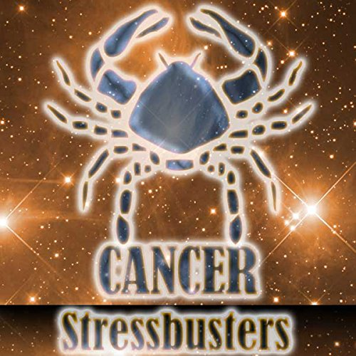 Cancer Stressbusters audiobook cover art