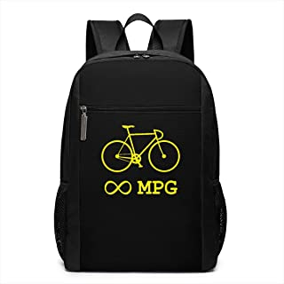 Adult Backpack Bike Infinity Mpg Bicycle Cycling Bookbag Schoolbags Laptop Bag Travel Bag
