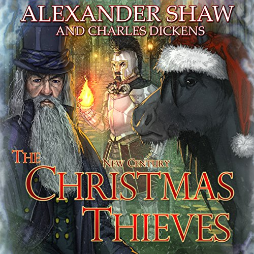The Christmas Thieves (New Century) audiobook cover art