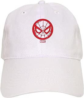 CafePress Spiderman Web Baseball Cap