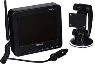 "Voyager WVOM541AP 5.6"" Digital Wireless LCD Monitor/Receiver, WiSight Technology, supports up to 4 WCVMS130AP Cameras, Aut... photo"