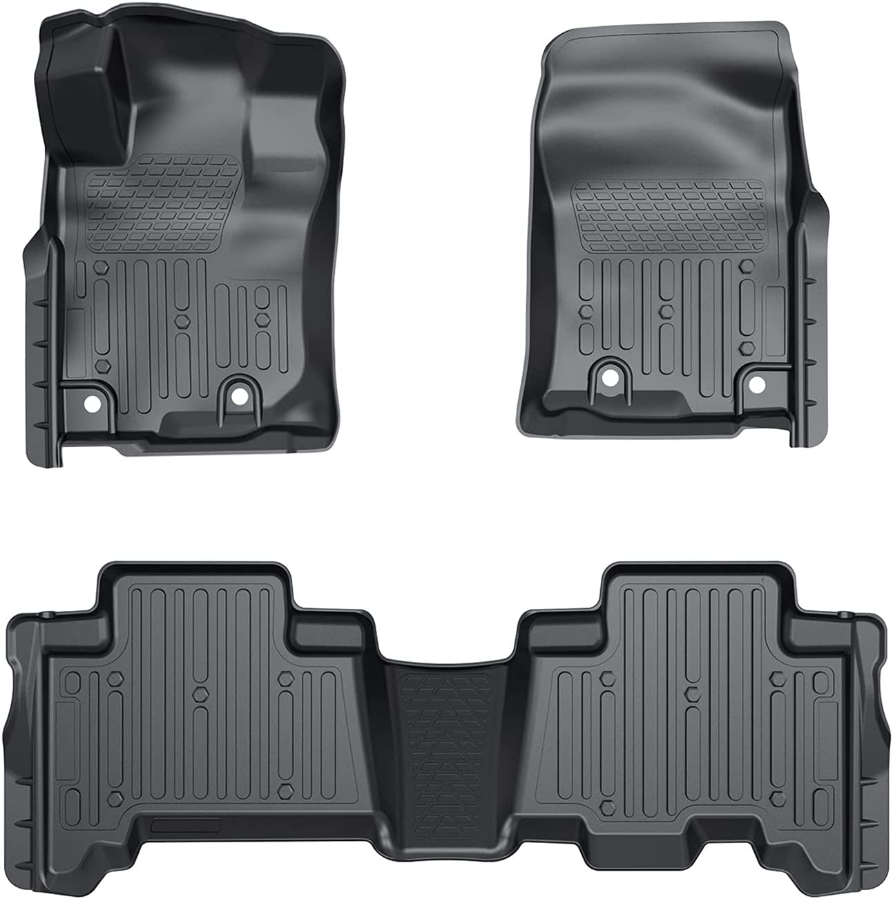 Floor Mats Compatible with Toyota 4Runner 2013-2021 2014 GX460 Selling Opening large release sale and selling