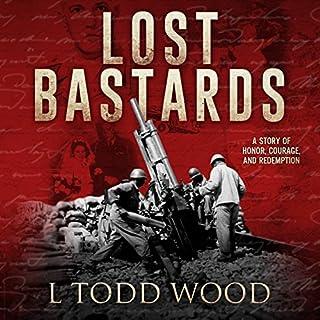 Lost Bastards audiobook cover art