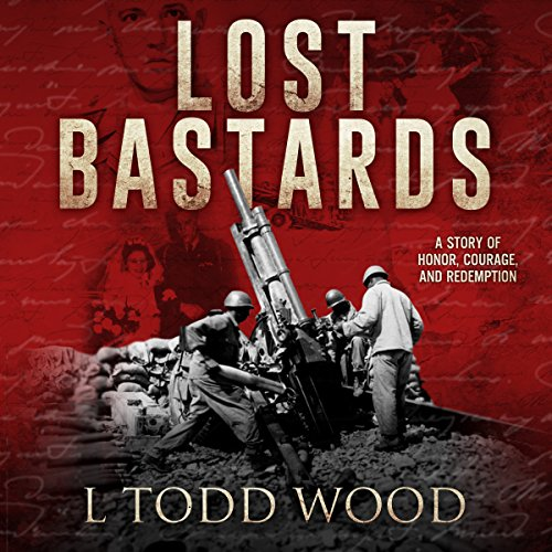 Lost Bastards audiobook cover art