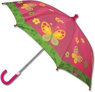 Stephen Joseph Little Girls' Umbrella, Butterfly