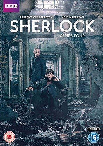 Sherlock - Series 4 [Reino Unido] [DVD]