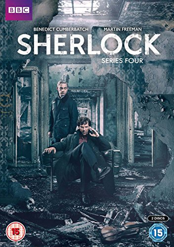 Sherlock - Series 4 [2 DVDs] [UK Import]