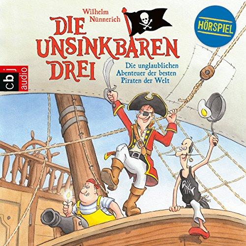 Die unglaublichen Abenteuer der besten Piraten der Welt Titelbild