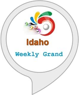 Winning Numbers for Idaho Weekly Grand
