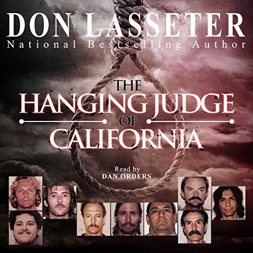 The Hanging Judge of California  By  cover art