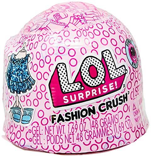 Boneca Lol Com 3 Surpresas Candide Boneca Lol Fashion Crush Rosa