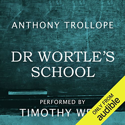 Dr Wortle's School cover art