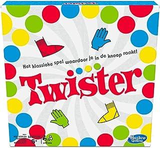 Hasbro Gaming Twister-spel voor kinderen vanaf 6 jaar