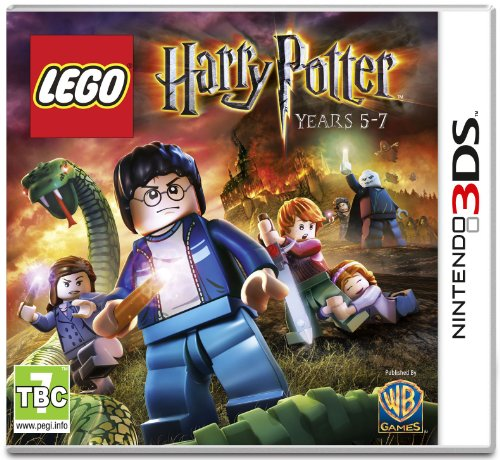 Lego Harry Potter Years 5-7 (Nintendo 3DS) [Edizione: Regno Unito]