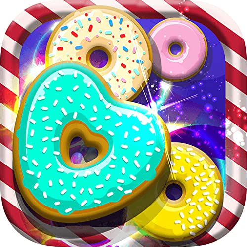 Cookie Moves - Free Match 3 Puzzle & Arcade Game