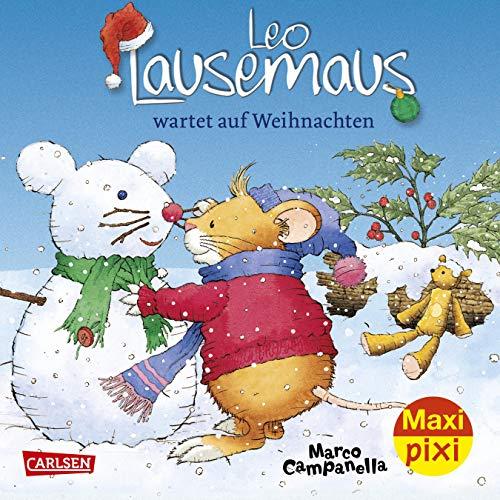 Maxi Pixi 241: Leo Lausemaus wartet auf Weihnachten