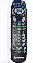 Best Spectrum TV Remote Control 3 Types to Choose FromBackwards Compatible with Time Warner, Brighthouse and Charter Cable Boxes (Pack of One, RC 122) Review
