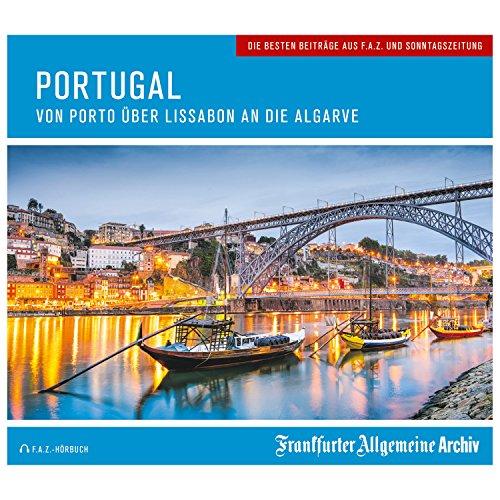 Portugal: Von Porto über Lissabon an die Algarve Titelbild