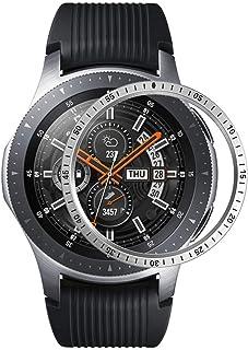SMILEQ Para Samsung Galaxy Watch 46MM Bezel Ring Adhesive Cover ...