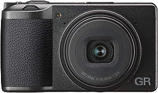 Ricoh GR III Ultimate-Schnappschusskamera Premium-Kompaktkamera 24MP APS-C-Sensor 28mm F2.8 Hochwertiges GR-Objektiv Kleine und kompakte digitale Pocketkamera Shake Reduction auf 4 Achsen 3,0