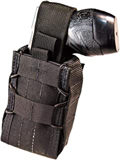 High Speed Gear Stun Gun Taco Holster | Fits X26 and X2 Tasers | MOLLE Compatible for PALS, Battle Belts and More