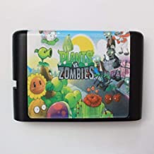 Goonpetchkrai.rapat7498 Plants Vs. Zombies 16 Bit Md Game Card For Sega Mega Drive For Genesis