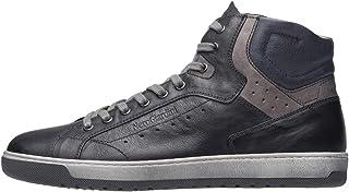 Nero giardini sneakers uomo in pelle A901230U 100
