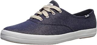 Keds Women's Champion Lurex Denim Sneaker