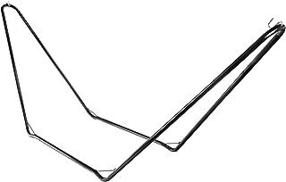 F17 * 1 + F11 * 1 KESYOO 2 Pezzi di Cappello da Lavoro in Cotone Unisex Regolabili Assorbono Il Cappuccio da Infermiera Medico del Sudore