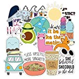 YKHENGTU Vsco Girls Stickers for Water Bottles 25-Pack,Cute Stickers Perfect for,Laptop,Phone,Luggage Compartment Skateborad,Yeti, Car,Travel Extra Durable Easter Children Gifts