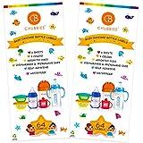 CHUBBIEE Baby Bottle Feeding Supplies