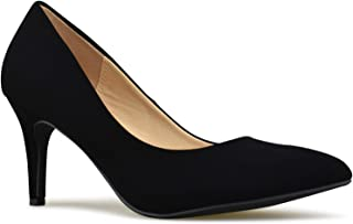 Premier Standard - Women's Heel Pump Shoes - Formal, Party, Wedding Classic Pump