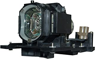 Projector Bulbs DT01021 Lamp for HITACHI CP-X2010 / CP-X2010N / CP-X2510 / CP-X2510E / CP-X2510EN / CP-X2510N / CP-X3010 / CP-X3010E / CP-X3010N / ED-X40 / ED-X42 Projector Bulb Lamp with housing