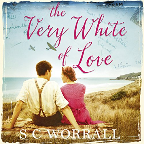 The Very White of Love audiobook cover art