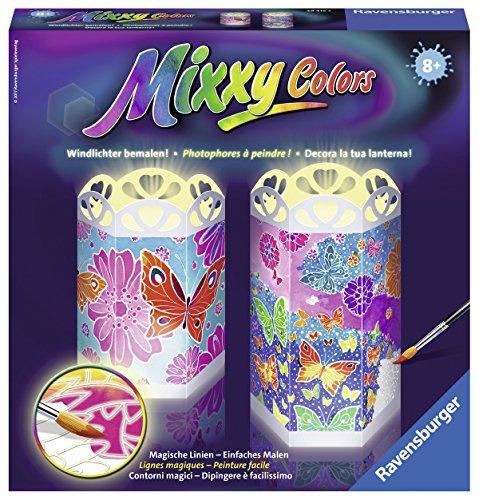 Ravensburger Mixxy Colors Malen 29415 - Bunte Schmetterlinge