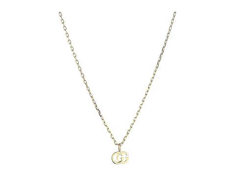 Gucci Running G Necklace