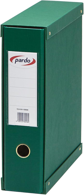 PARDO 924104 1 Ordner, grün B00JMG92K2 | Moderate Kosten