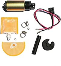 CUSTOM 1pc New Electric Intank Fuel Pump With Installation Kit E8213 E2068