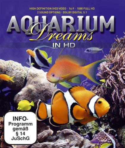 Aquarium Dreams in HD (Blu Ray) [Blu-ray]