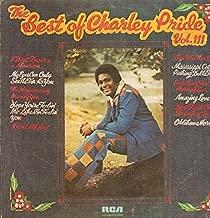 The Best of Charley Pride Vol. III 3 Record Album LP Vinyl
