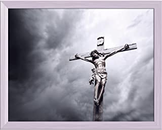 Best white crucifixion painting Reviews