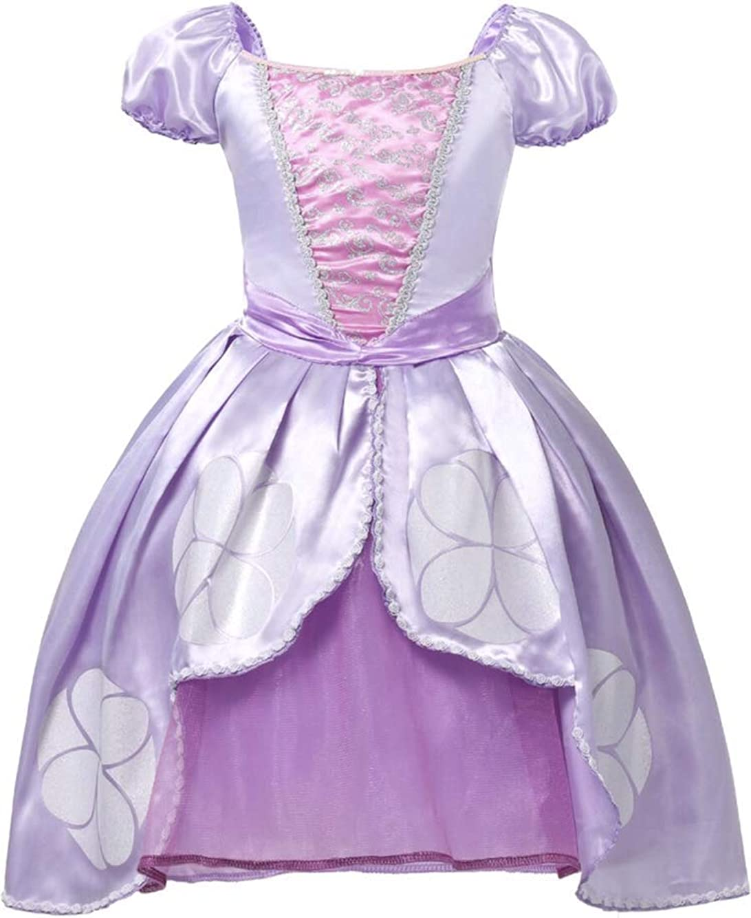 FashionModa4U New Sofia Girls Costume Dress.